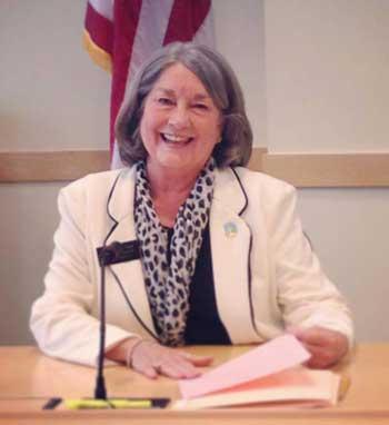Maine Sen. Linda Baker, R