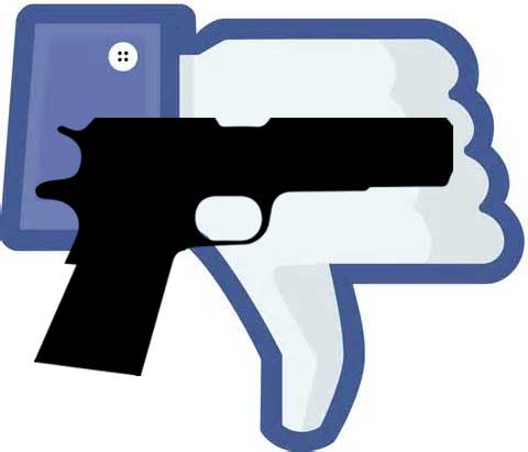 Facebook bans discussion of private firearms sales