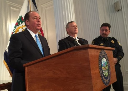 Governor Tomblin Vetoes Constitutional Carry for Second Time