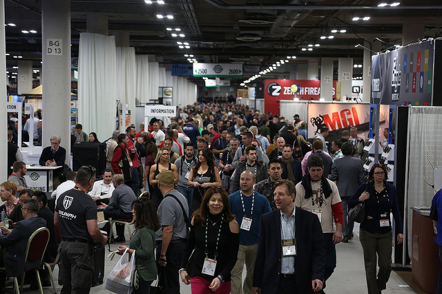 2017 SHOT Show Boasts Big Attendance