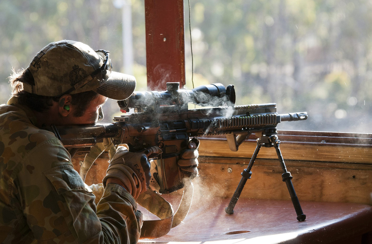 US Special Operations Looking at New 6.5mm Round for Sniper Rifles